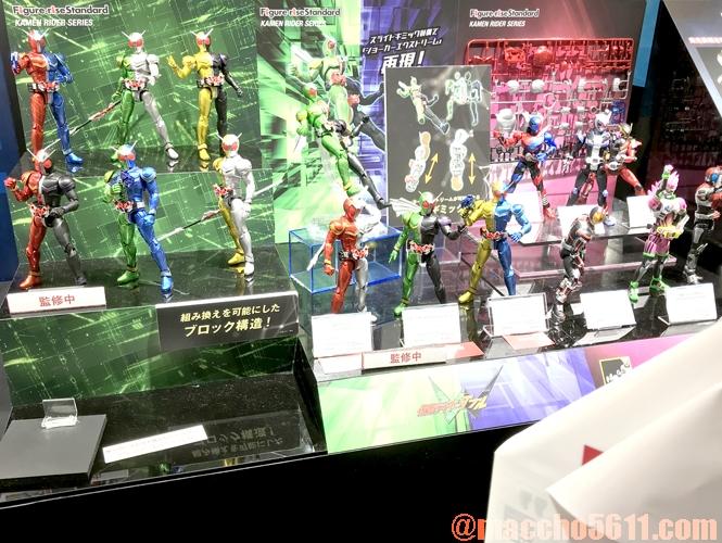 静岡ホビーショー2019 仮面ライダープラモ