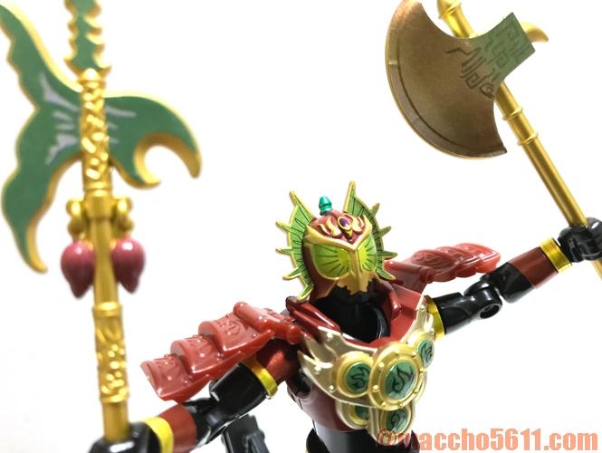 SO-DO CHRONICLE 仮面ライダー鎧武3 龍玄ヨモツヘグリアームズ